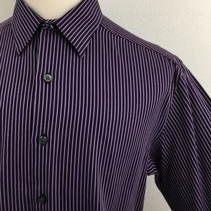 🆕 Claiborne | Slim Fit Long Sleeve Dress Shirt